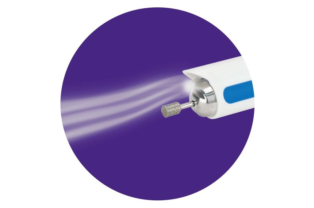 Die Absaugturbinen arbeiten mit sogenannten bürstenlosen Motoren und haben daher einen geringeren Verschleiss.